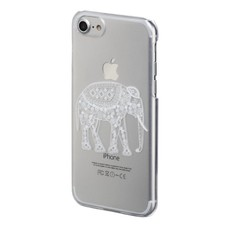 Чехол (клип-кейс) HAMA Hathi, для Apple iPhone 6/6s/7, прозрачный [00181134]