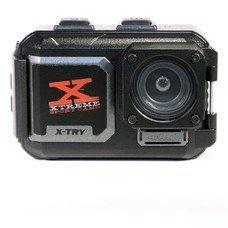 Экшн-камера X-TRY ХТС810 4K, WiFi, черный