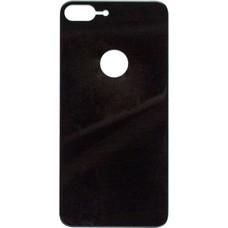 Защитное стекло для задней крышки ONEXT для Apple iPhone 8 Plus, 3D, 1 шт, черный [41550]