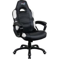 Кресло игровое AEROCOOL AC80C AIR-BW, полиуретан [525115]