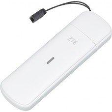 Модем ZTE MF833T 2G/3G/4G, внешний, белый
