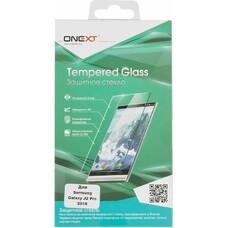 Защитное стекло для экрана ONEXT для Samsung Galaxy J2 Pro 2018, 1 шт, прозрачный [41588]