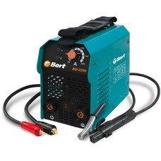 Сварочный аппарат инвертор BORT BSI-220H [91272652]