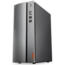 ПК Lenovo IdeaCentre 310-15IAP MT Cel J3355 (2)/4Gb/512Gb 7.2k/DVDRW/CR/Free DOS/GbitEth/черный/серебристый