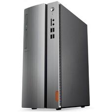 ПК Lenovo IdeaCentre 310-15IAP MT P J4205 (1.5)/4Gb/512Gb 7.2k/Free DOS/GbitEth/черный/серебристый