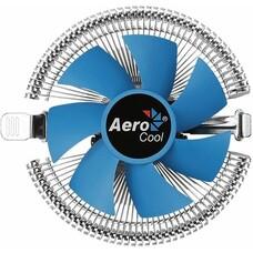 Устройство охлаждения(кулер) Aerocool Verkho A-3P Soc-FM2+/AM2+/AM3+/AM4/ 3-pin 29dB Al 100W 230gr Ret