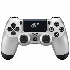 Беспроводной контроллер SONY Dualshock 4 v2 CUH-ZCT2E, для PlayStation 4, серебристый [ps719933564]