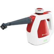 Пароочиститель ручной Kitfort КТ-918-1 1000Вт красный