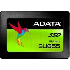 "SSD накопитель A-DATA Ultimate SU655 ASU655SS-120GT-C 120Гб, 2.5"", SATA III"