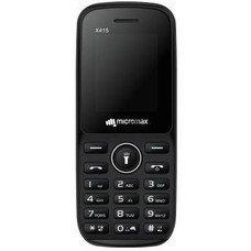 Мобильный телефон MICROMAX X415 черный