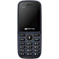 Мобильный телефон MICROMAX X415 синий