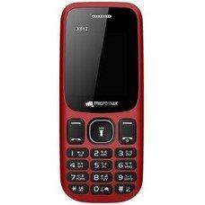 Мобильный телефон MICROMAX X512 красный