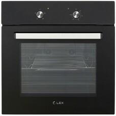 Духовой шкаф LEX EDM 040 BL, черный