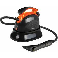 Пароочиститель напольный Endever Odyssey Q-804 1800Вт черный/оранжевый