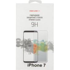 Защитная пленка для экрана REDLINE для Apple iPhone 7, гибридная, 1 шт [ут000015233]