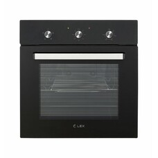 Духовой шкаф LEX EDM 041 BL, черный [CHAO000322]