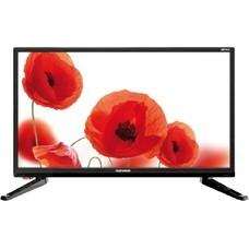 """LED телевизор TELEFUNKEN TF-LED19S43T2 """"R"""", 18.5"""", HD READY (720p), черный [TF-LED19S43T2(ЧЕРНЫЙ)]"""