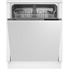 Посудомоечная машина Beko DIN24310 2100Вт полноразмерная
