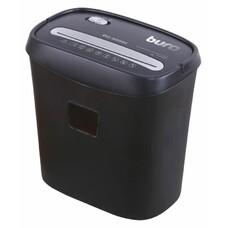 Уничтожитель бумаг BURO Home BU-S050C, P-3, 5х35 мм [os050c]