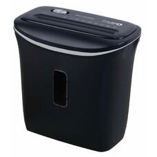 Уничтожитель бумаг BURO Home BU-S506C, P-4, 4х36 мм [os506c]