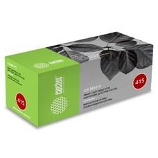 Тонер Картридж Cactus CS-MS415 черный (10000стр.) для Lexmark MS410d/410dn/510dn/610dn/610de/610dtn/610dte