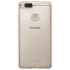 Чехол (клип-кейс) Nubia для Nubia Z17 Mini прозрачный