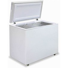 Морозильный ларь Бирюса Б-305VK белый 135Вт