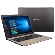 "Ноутбук ASUS VivoBook X540YA-XO688D, 15.6"", AMD E1 6010 1.35ГГц, 2Гб, 500Гб, AMD Radeon R2, Free DOS, 90NB0CN3-M10380, черный"