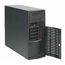 Корпус SuperMicro CSE-733T-500B Midi-Tower 500W черный