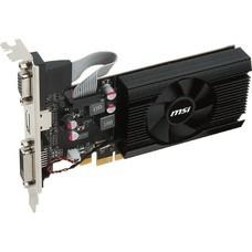 Видеокарта MSI AMD Radeon R7 240 , R7 240 1GD3 64b LP, 1Гб, DDR3, Low Profile, Ret