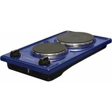 Плита Электрическая Лысьва ЭПБ 22 синий эмаль (настольная)