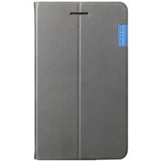 Чехол для планшета LENOVO Folio Case/Film, серый, для Lenovo Tab3 7 [zg38c01054]