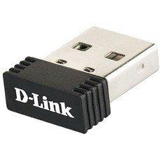 Сетевой адаптер USB 2.0 D-Link DWA-121/B1A DWA-121 USB 2.0 (ант.внутр.)