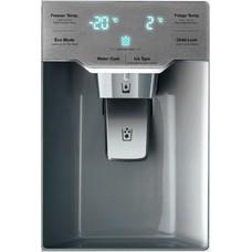 Холодильник DAEWOO FRN-X22F5CS, двухкамерный, серебристый