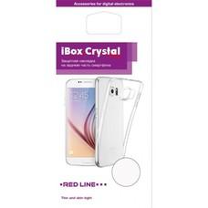 Чехол (клип-кейс) REDLINE iBox Crystal, для Samsung Galaxy J3 (2016), прозрачный [ут000008223]
