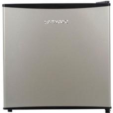 Холодильник SHIVAKI SDR-054S, однокамерный, серебристый