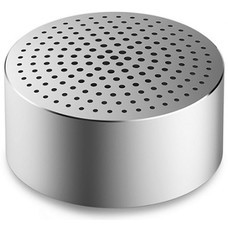 Портативная колонка XIAOMI Mi Bluetooth Speaker Mini, 2Вт, серебристый [fxr4040cn]