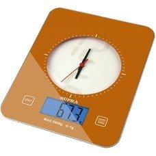 Весы кухонные SUPRA BSS-4210, оранжевый