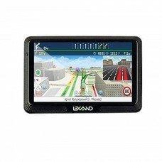 """GPS навигатор LEXAND CD5 HD, 5"""", авто, 4Гб, Прогород Россия + 60 стран, черный"""