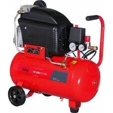 Компрессор поршневой Fubag FС 230/24 CM2 масляный 230л/мин 24л 1500Вт красный
