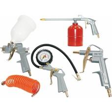 Краскораспылитель Fubag 120101 160л/мин соп.:1.5мм бак:0.5л
