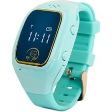 "Смарт-часы GINZZU GZ-511, 0.66"", синий / синий [00-00001159]"