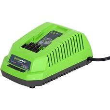 Зарядное устройство GREENWORKS G40C [2904607]