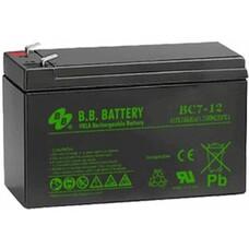 Батарея для ИБП BB BC 7-12 12В, 7Ач