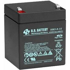 Батарея для ИБП BB HR 5.8-12 12В, 5.8Ач