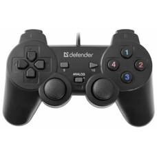 Геймпад Defender Omega черный для: PC (64247)