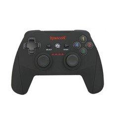 Геймпад Беспроводной Defender Redragon Harrow черный для: PC/PlayStation 3 (64230)
