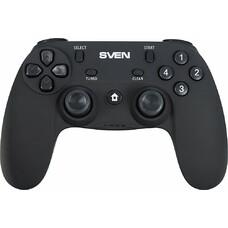 Геймпад Беспроводной Sven GC-3050 черный для: PC/PlayStation 3