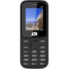 Мобильный телефон ARK Benefit U182, черный