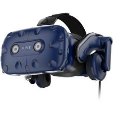 Очки виртуальной реальности HTC Vive Pro черный/синий